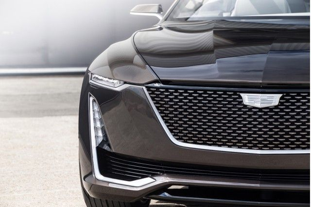Cadillac reveals its latest Tesla opponent Electric SUV