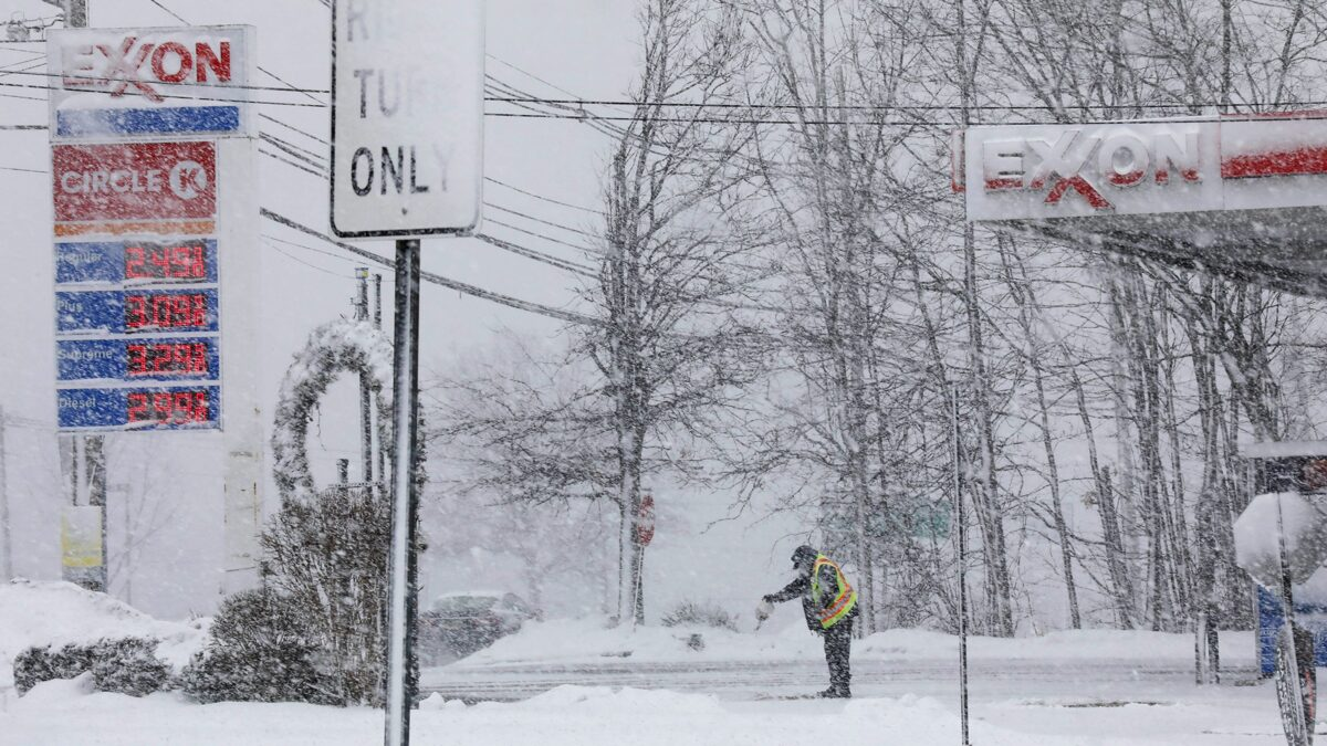 New Jersey to expect dangerous snow storm with possibility of rain this weekend