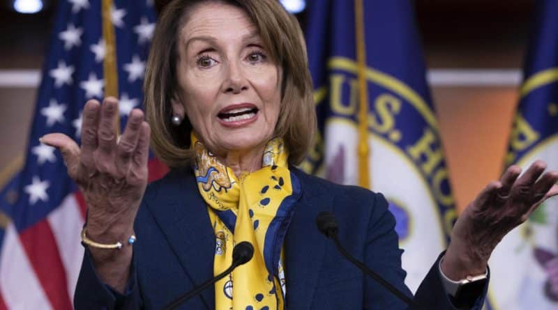 Pelosi says she'll meet with Trump 'anytime' but not for a 'photo-op'