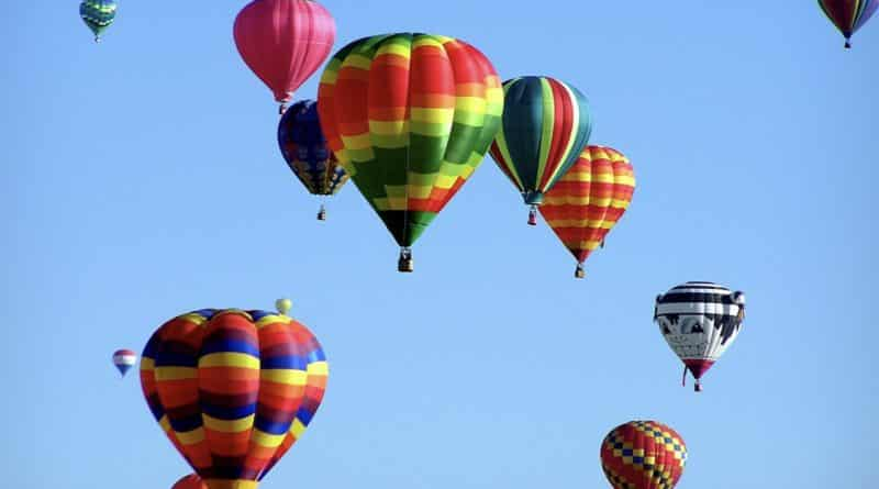 when is the hot air balloon festival in new mexico