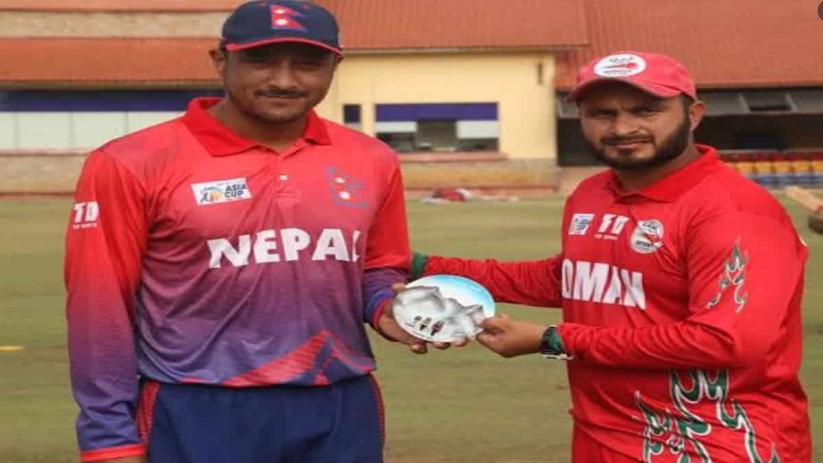 Oman T20 Series 2019