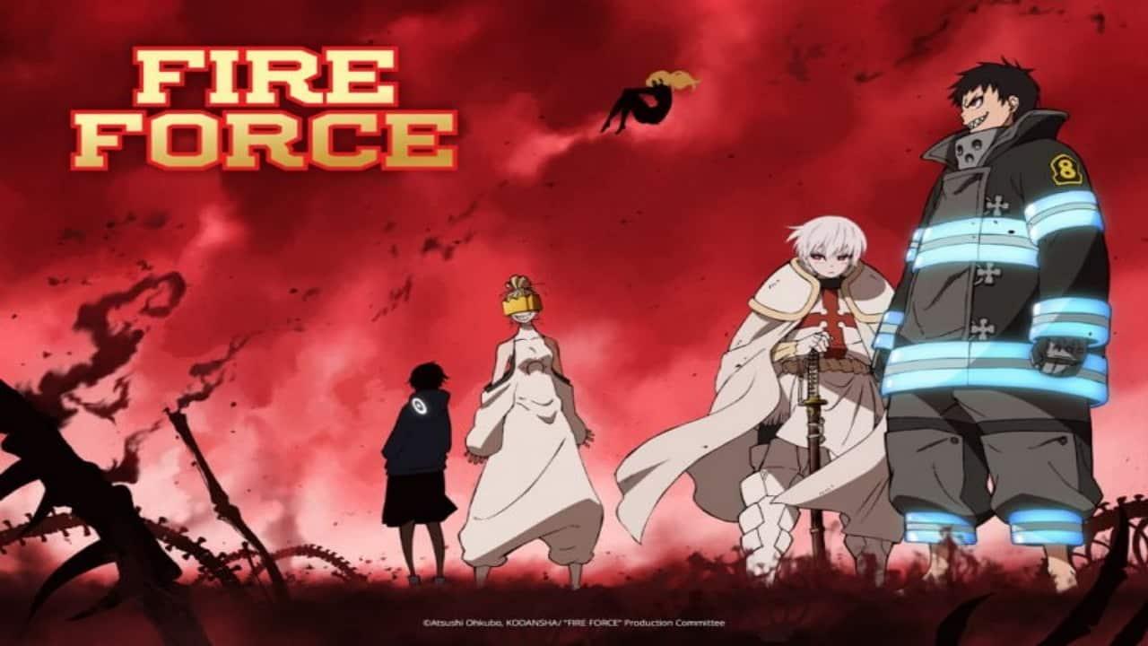 Fire-Force-Season-2-Release-DATE
