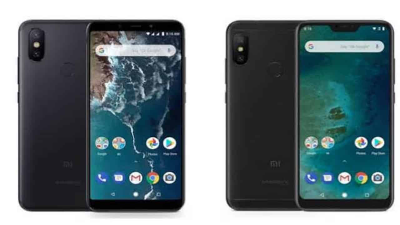 Mi A2 Lite Android 10