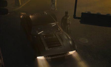 the batman new batmobile