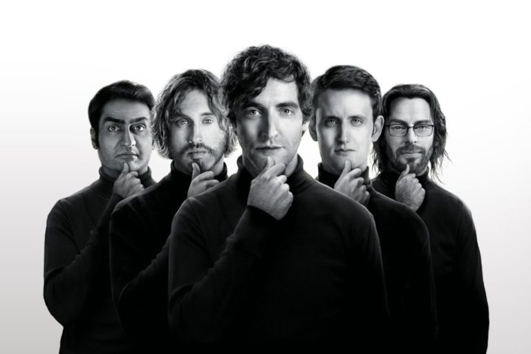 Silicon Valley-Cover