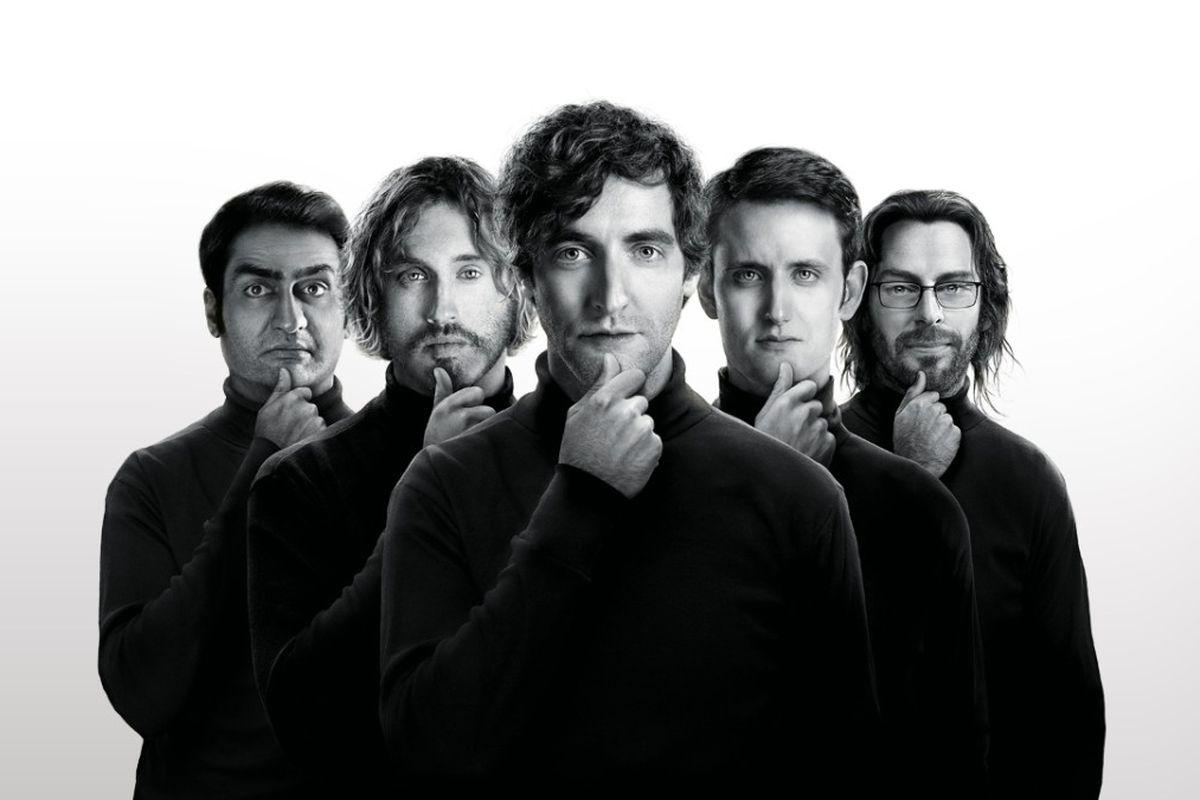 Silicon Valley-Cover